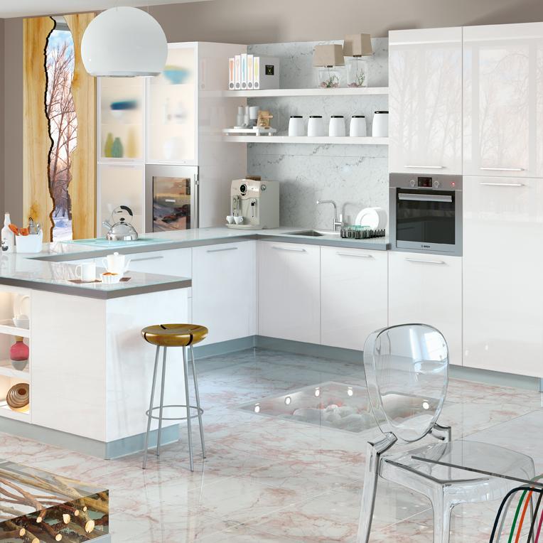 Кухня Фаворит 3 (Лила)